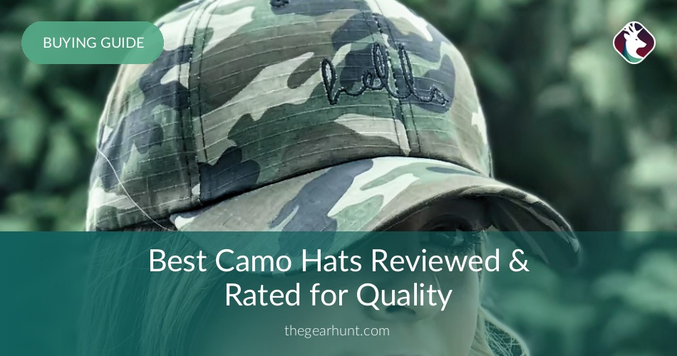 b294418804bdf Best Camo Hats Reviewed   Rated in 2019
