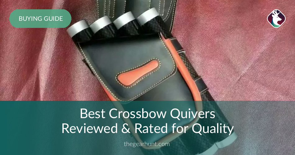 10 Best Crossbow Quivers Reviewed In 2020 Thegearhunt