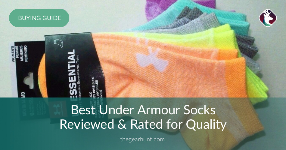 7753608b071 10 Best Under Armour Socks Reviewed in 2019 | TheGearHunt