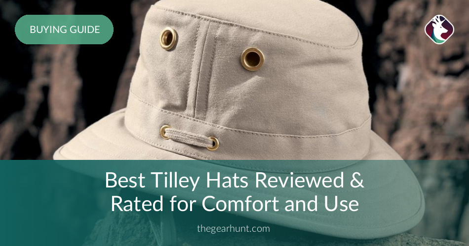 1fca33ad862 10 Best Tilley Hats Reviewed   Rated in 2019