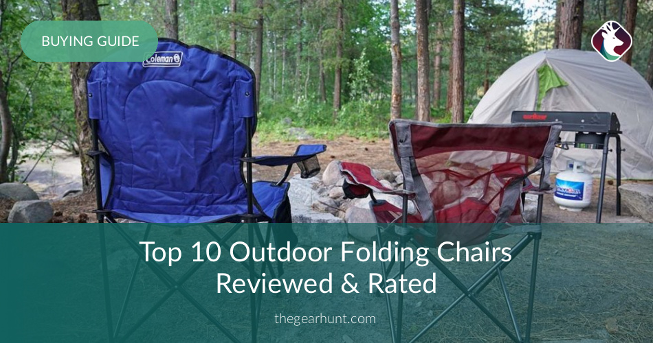 Astonishing 10 Best Outdoor Folding Chairs Reviewed In 2019 Thegearhunt Short Links Chair Design For Home Short Linksinfo
