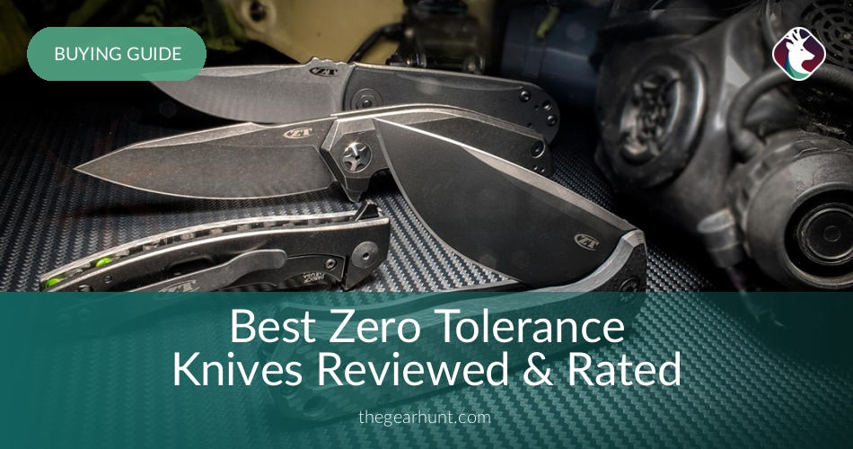 Best Zero Tolerance Knives Reviewed & Rated - TheGearHunt