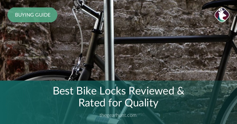 10 Best Bike Locks Reviewed and Rated in 2019 | TheGearHunt