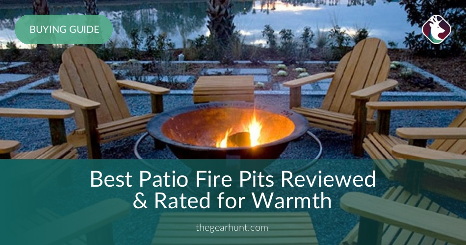 & 10 Best Patio Fire Pits Reviewed in 2019 | TheGearHunt