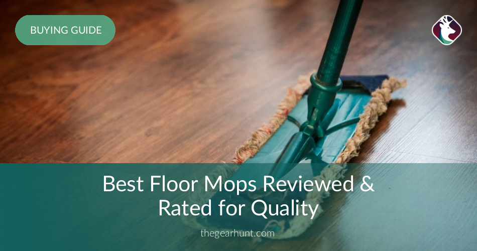 10 Best Floor Mops Reviewed And Rated In 2018 Thegearhunt