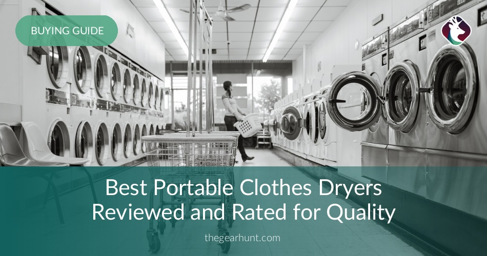 10 Best Portable Clothes Dryers Reviewed In 2019 Thegearhunt