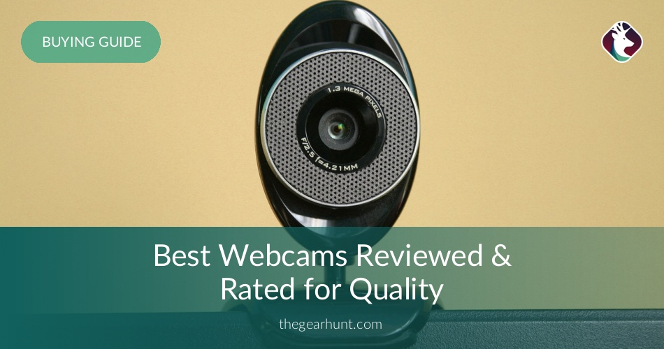 Best Webcams Reviewed & Rated for Quality - TheGearHunt