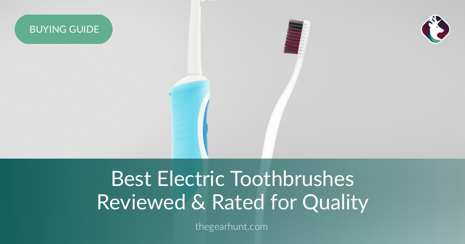 10 Best Electric Toothbrushes Reviewed in 2019   TheGearHunt