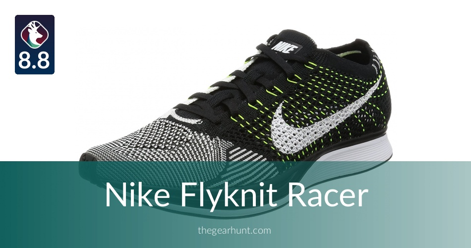 super popular e7d77 833f8 Nike Flyknit Racer Reviewed for Performance in 2019   TheGearHunt