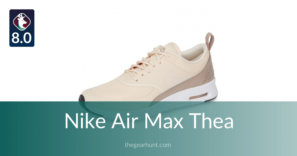 NIKE AIR MAX THEA BEIGE COLOR on The Hunt