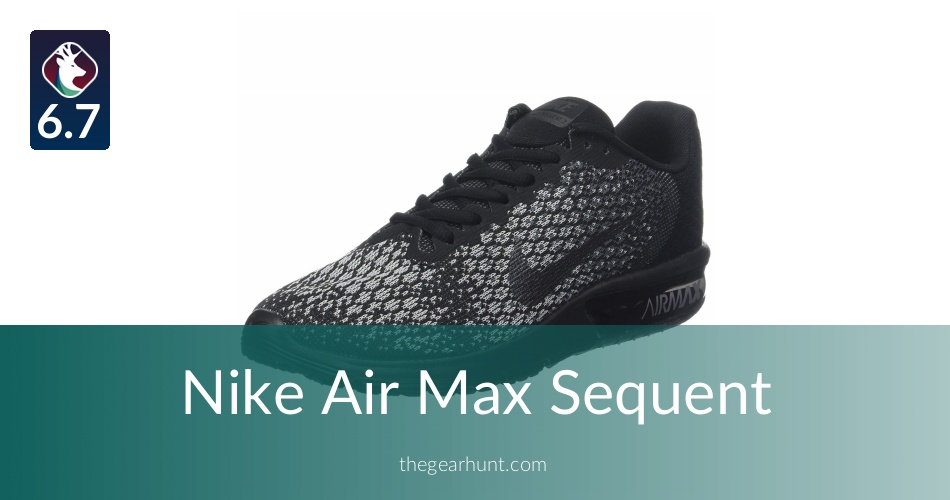 Nike Air Max Sequent Running Shoe  To Buy or Not in 2019 9e2e478e5