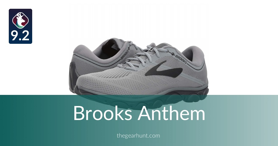 c3796de4537 Brooks Anthem  To Buy or Not in 2019